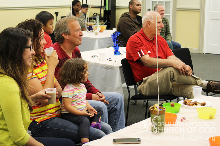 Father's Day Appreciation Event, Church of God in hudson