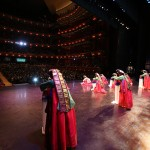jubilee, 50th anniversary, World Mission Society Church of God, WMSCOG, Church of God, Mother's love, global harmony, key to harmony, orchestra, strings, amazing grace, dancing, NJPAC, traditional Korean dance