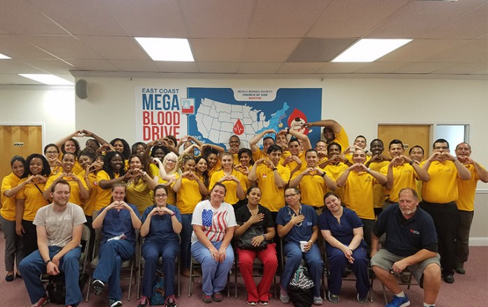 World Mission Society Church of God in Boston, wmscog massachusetts, east coast mega blood drive