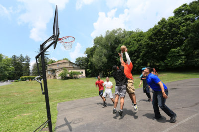world mission society church of god, wmscog, new york, new jersey, ny, nj, new windsor, ridgewood, bogota, nyc, bbq, fourth of july, july 4th, independence day, family day, basketball, sports, picnic, god the mother