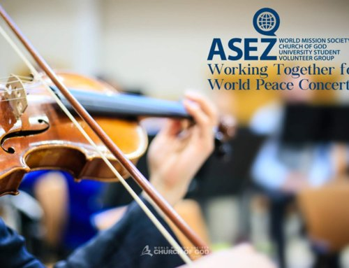 ASEZ Working Together for World Peace Concert
